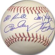 Steve Garvey Signed Baseball