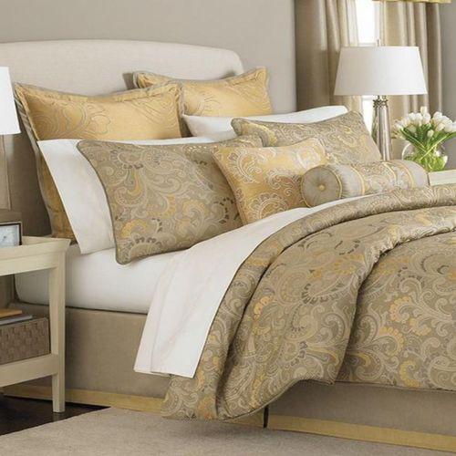 martha stewart queen bed in a bag ebay. Black Bedroom Furniture Sets. Home Design Ideas