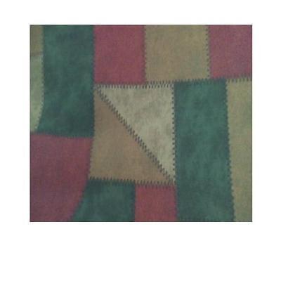 Patchwork Print  Canvas Fabric 29