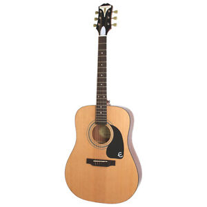 Epiphone PRO-1 Acoustic Guitar - Natural. New out of box