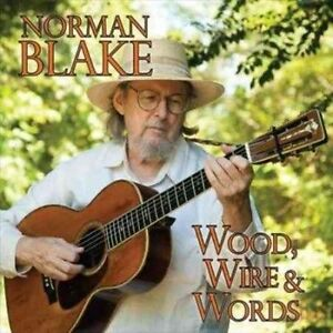 NEW Wood, Wire & Words (Audio CD)