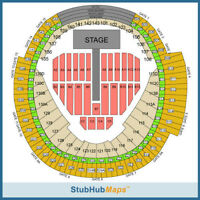 1D One Direction pair B9 Tickets @ Rogers Centre FLOOR TICKETS!!