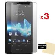 Sony Xperia P Screen Protector