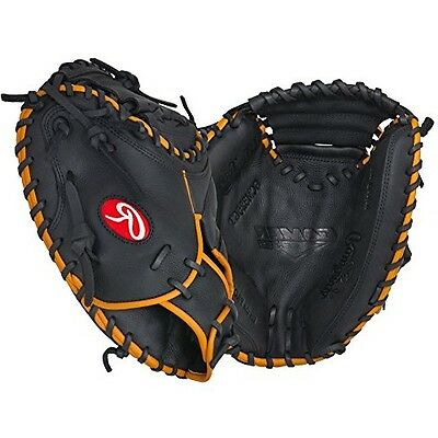 "Rawlings GG Gamer GCM325GT catchers mitt 32.5"" inch LHT baseball catcher's glove"