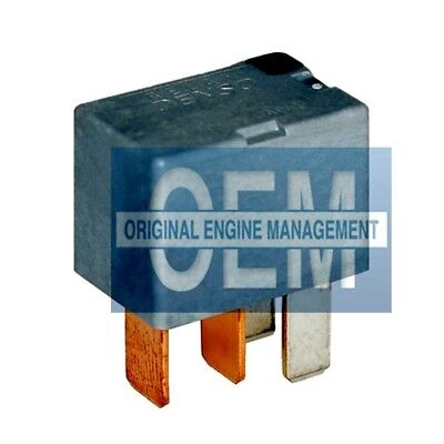 Tail Light Relay-Engine Control Module Wiring Relay Rear Original Eng Mgmt JR66