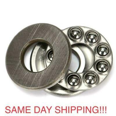 51100 Thrust Bearing 10mm X 24mm X 9mm Axial Ball Same Day Shipping