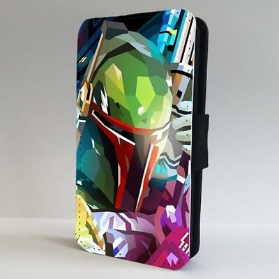 Star Wars Boba Fett Amazing FLIP PHONE CASE COVER for IPHONE SAMSUNG