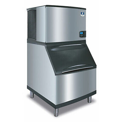 Manitowoc Id-0453w-161 Ice Maker With B-400 Bin