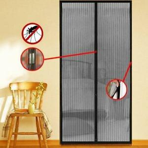 New Insect Magnetic Door Mesh Screen