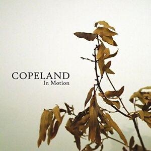Copeland - In Motion [New Vinyl LP] Clear Vinyl, Gatefold LP Jacket, Ltd Ed, 180