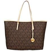 Michael Kors Jet Set Tote Brown