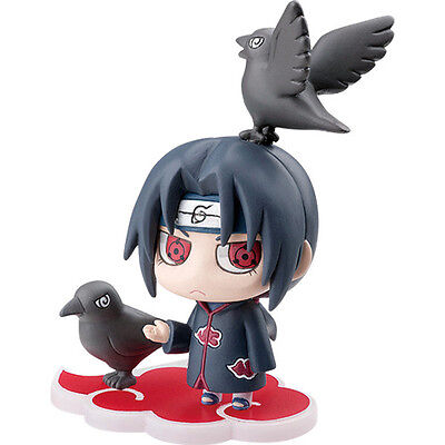 Naruto 2'' Itachi Kuchiyose Petit Chara Land Trading Figure Anime Manga NEW