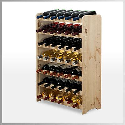Rw-3 Farbe (WeinregalFlaschenregal*Weinschrank 42 Flaschen 91,5x63x26,5 RW-3-42 /  3 FARBEN)