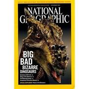 National Geographic Back Issues