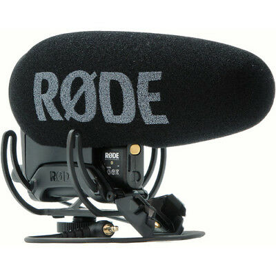 Rode VideoMic Pro+ (Plus) On-Camera Shotgun Microphone - IN STOCK AND SHIPPING! for sale  Shipping to Canada