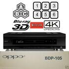 OPPO 3D Blu Ray Player