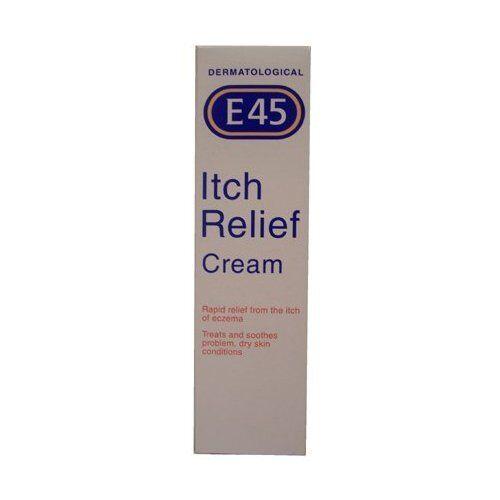 E45 ITCH RELIEF CREAM  - 50G *
