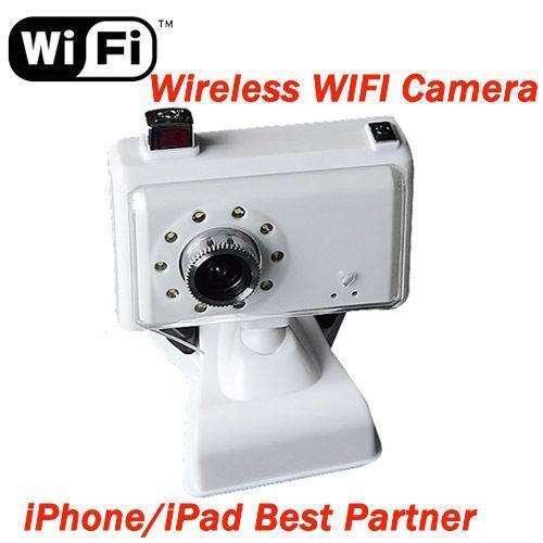 iPad Security Camera