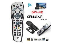 SKY + PLUS HD BOX REMOTE CONTROL 2017 REV 9f REPLACEMENT