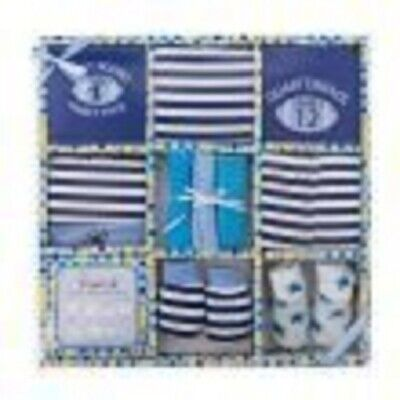 10-Piece Baby Gift Set - Boy, Sweet and Soft Sweet Baby Gift