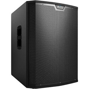 Alto TS218SUB Active/Powered 1250W 18in. Subwoofer