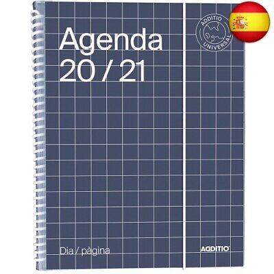 Additio Agenda Universal 2020-2021 Día Página-A141-DP