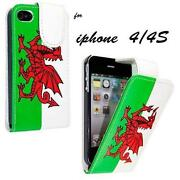 iPhone 4 Case Wales