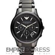 Mens Armani Ceramica Watch