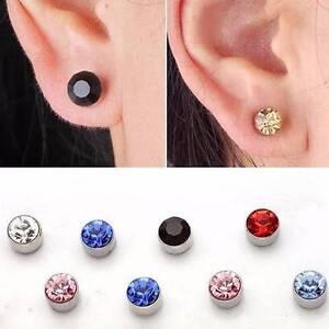 Magnetic Stud Earrings 6mm Healing Circulation Pain Women/Girls Lawnton Pine Rivers Area Preview