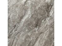 NEW - High Quality Porcelain Marble Effect Tiles (60x60)