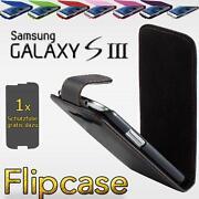 Samsung Galaxy S3 Tasche Flip Case