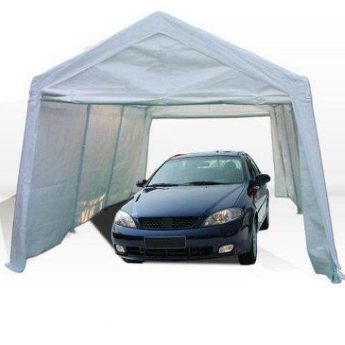 Folding Portable Car Shelter : Portable garage carport car shelters canopies ebay