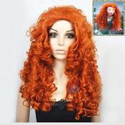 Red Halloween Wig