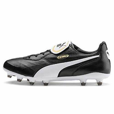 51adb3a2152828 PUMA Football Soccer Shoes KING Top FG Black Classics Style 105607  US9.5(27.5cm)
