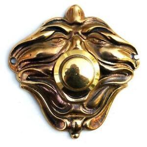 detail brass bell hanging buy product door antique doors