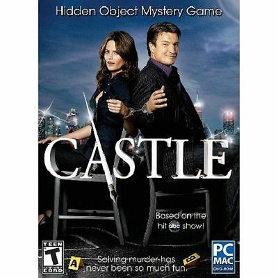Computer Games - Castle PC Games Windows 10 8 7 XP Computer hidden object seek and find mystery