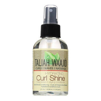 Taliah Waajid Hydrating Curl Shine Daily Leave In Styling Conditioner