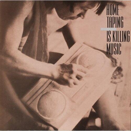 A.K./PYROLATOR KLOSOWSKI - HOME-TAPING IS KILLING MUSIC  CD NEU
