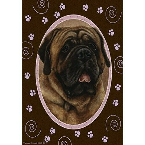 Paws Garden Flag - Red Mastiff 172761