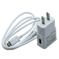 USB Data Sync Cables & USB Wall Chargers for Galaxy S5/S6, Note4