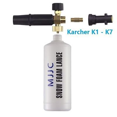 Professional Snow Foam Lance For Car Wash Karcher K Series - by MJJC for sale  Shipping to South Africa
