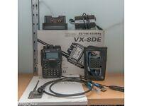Yaesu VX8 Tri-Band Handheld