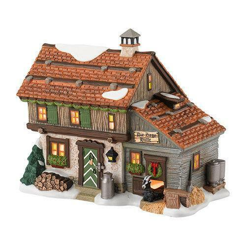 Department 56 Christmas Story Village