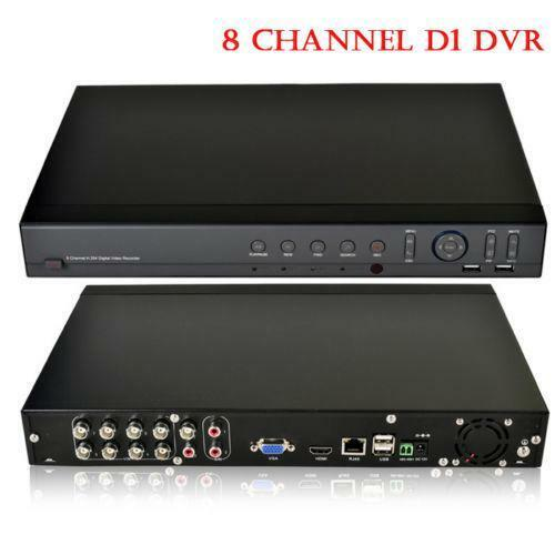 4 Channel Dvr Security Amp Home Automation Ebay