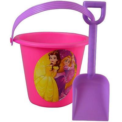 Party Favors Disney Princess Sand Bucket and Shovel Beach Toys For Kids (Sand Bucket And Shovel)