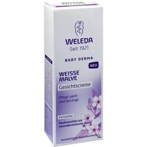 WELEDA weiße Malve Gesichtscreme 50 ml