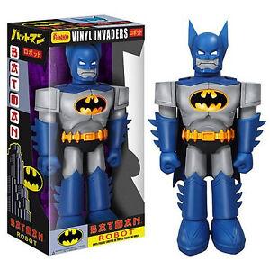 FUNKO-BATMAN-BLUE-SUIT-VINYL-INVADER-ROBOT-11-INCH-FIGURE