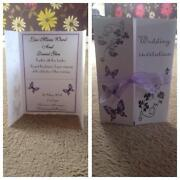Handmade Birthday Invitations
