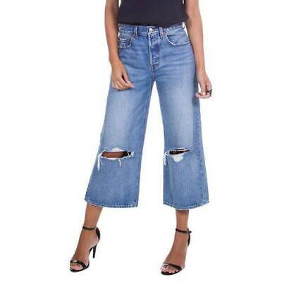 Levi's High Water Wide Leg