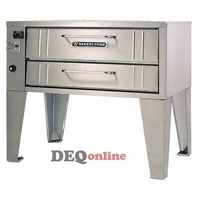 New Bakers Pride 151 Single Convection Flo Pizza Oven